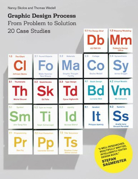 Graphic Design Process: From Problem to Solution : 20 Case Studies.pdf