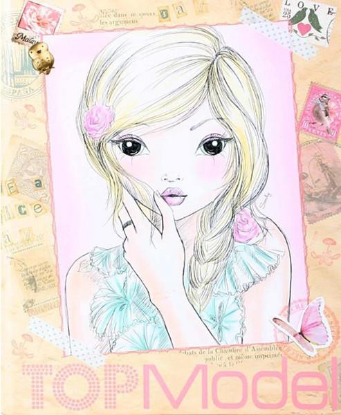 Top Model Top Model Dance Boyama Defteri Dk07937 Kitap Müzik Dvd