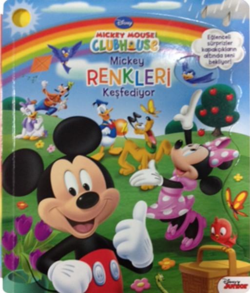 Mickey Mouse Clubhouse - Mickey Renkleri Keşfediyor.pdf