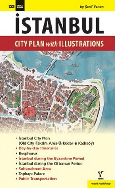 İstanbul City Plan with Illustrations.pdf