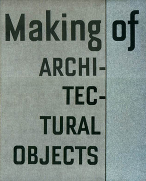 Making of: Architectural Objects.pdf