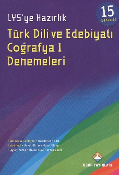 LYS Türk Dili ve Edebiyatı - Coğrafya Deneme 1.pdf