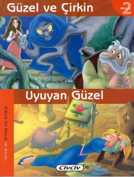 Klasik 2 Masal Dizisi - Güzel ve Çirkin / Uyuyan Güzel.pdf