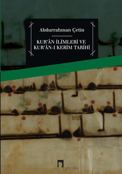 Kuran İlimleri ve Kuran-ı Kerim Tarihi.pdf