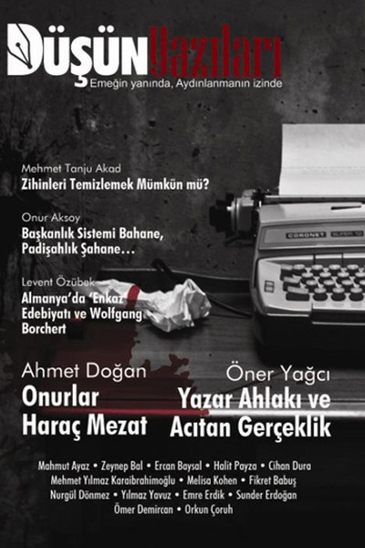 Düşün Yazıları Dergisi Sayı: 21.pdf