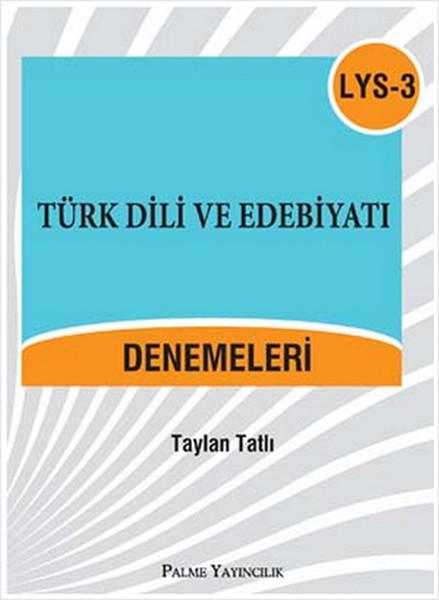 LYS-3 Türk Dili ve Edebiyatı Denemeleri.pdf