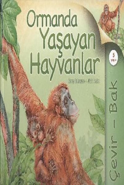çevir Bak Ormanda Yaşayan Hayvanlar Kitap Müzik Dvd çok Satan