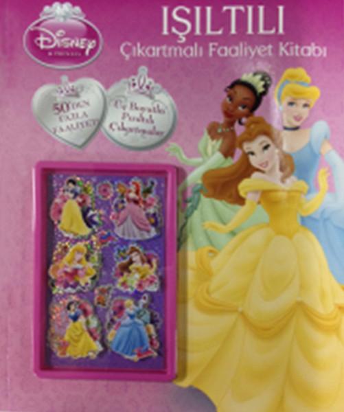 Disney Prenses Işıltılı Çıkartmalı Faaliyet Kitabı.pdf