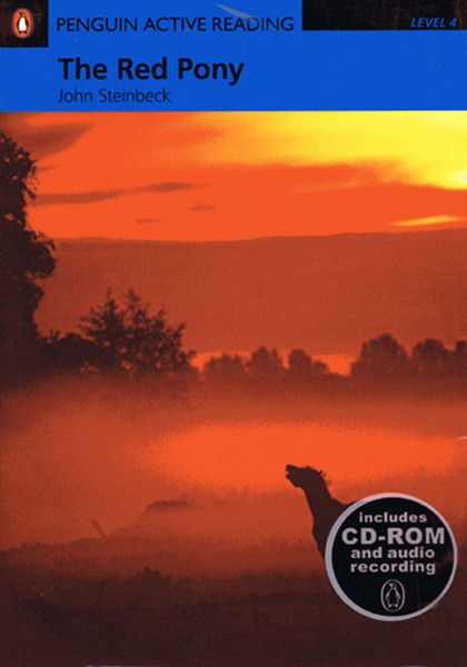 The Red Pony Book and CD-ROM Pack:  Level 4.pdf