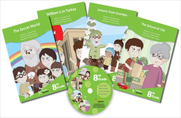 8. Sınıflar İçin İngilizce Hikaye Seti.pdf