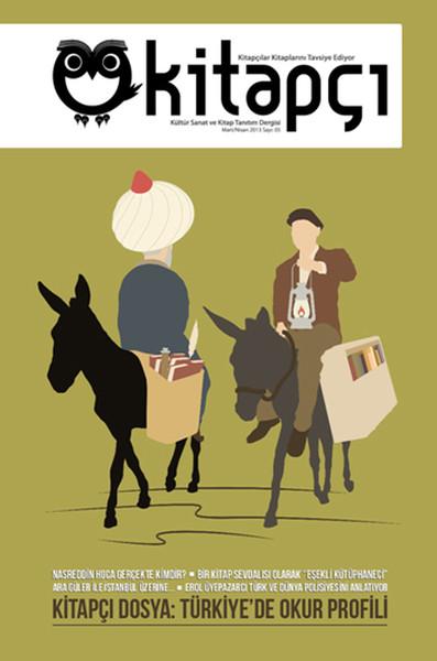 Kitapçı - Kültür Sanat ve Kitap Tanıtım Dergisi (Mart - Nisan 2013) Sayı:5.pdf