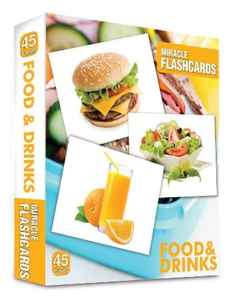 Miracle Flashcards Food&Drink