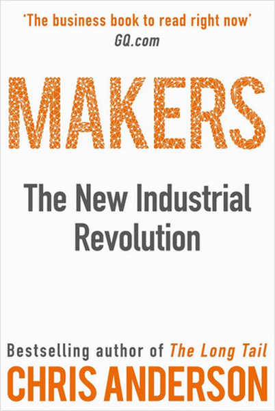 Makers: The New Industrial Revolution.pdf