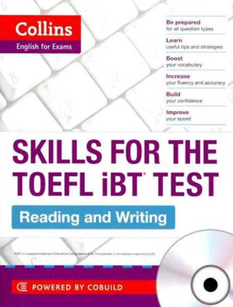 Collins Skills for the TOEFL iBT Test Reading & Writing +CD.pdf