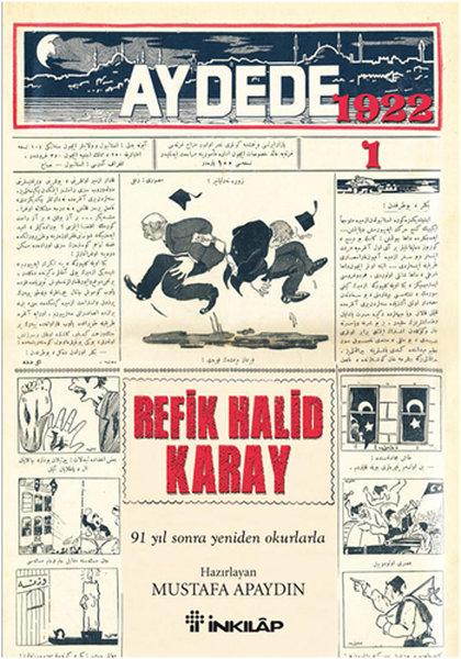 Aydede 1922 1 Refik Halid Karay Fiyatı Satın Al Idefix