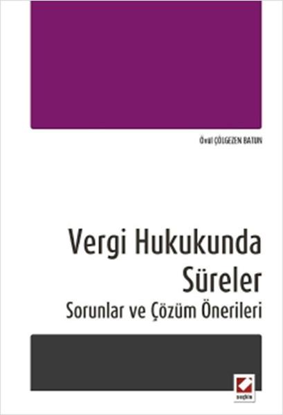 Vergi Hukukunda Süreler.pdf