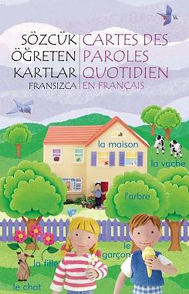 Sözcük Öğreten Kartlar - Fransızca