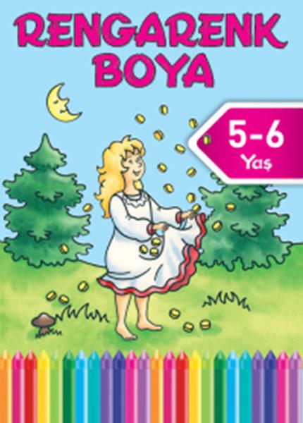Rengarenk Boya 5-6 Yaş 8. Kitap.pdf