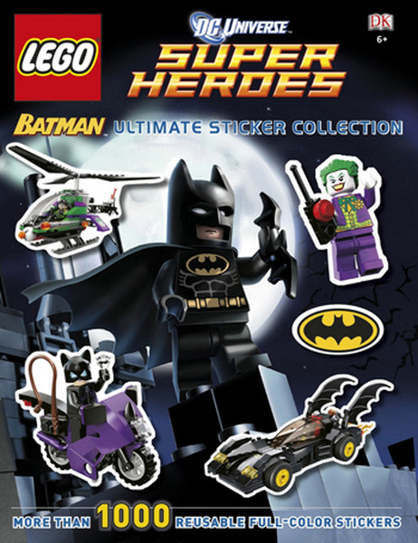 Lego Batman Ultimate Sticker Collection Lego DC Universe Super Heroes.pdf