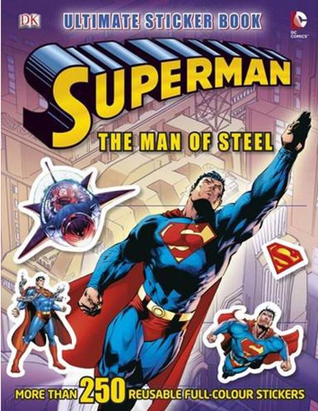 Superman the Man of Steel Ultimate Sticker Book (Superman Man of Steel Film Tie).pdf