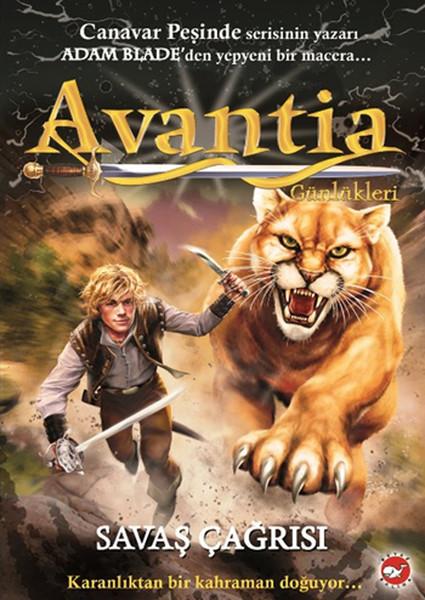 Avantia Günlükleri 3. Kitap