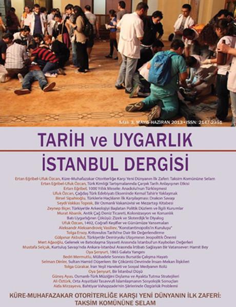 Tarih ve Uygarlık - İstanbul Dergisi Sayı: 3.pdf