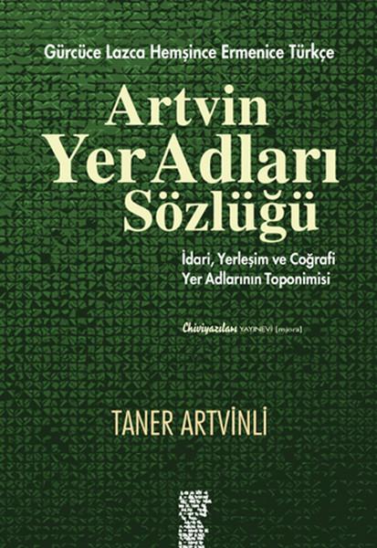 Artvin Yer Adları Sözlüğü.pdf