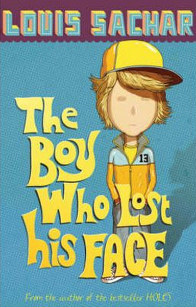 The Boy Who Lost His Face.pdf