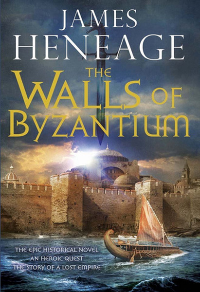 The Walls of Byzantium (The Mistra Chronicles).pdf