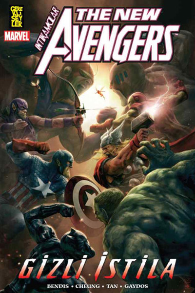 The New Avengers 9.Cilt-Gizli İstila.pdf
