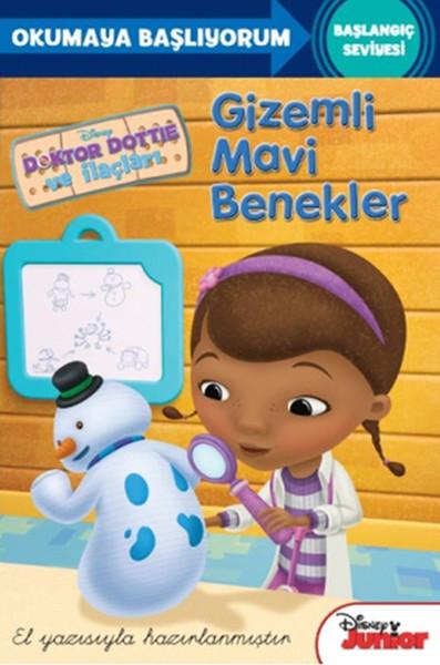 Doktor Dottie Gizemli Mavi Benekler - Okumaya Başlıyorum.pdf