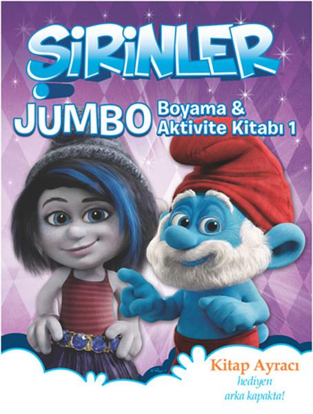 Jumbo Boyama & Aktivite Kitabı 1.pdf