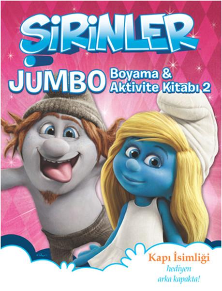 Jumbo Boyama & Aktivite Kitabı 2.pdf