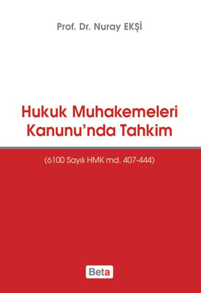 Hukuk Muhakemeleri Kanununda Tahkim.pdf