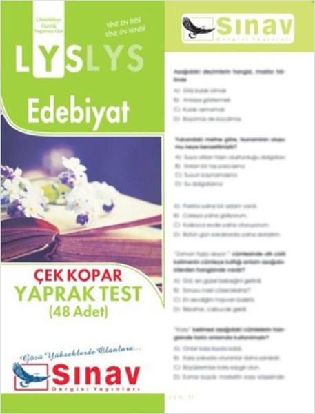 Lys Edebiyat Yaprak Test (48 Test).pdf