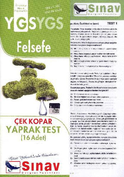 Ygs Felsefe Yaprak Test (16 Test).pdf