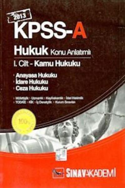 Kpss-A Hukuk (Konu Anlatımlı) 1.Cilt Kamu Hukuku.pdf