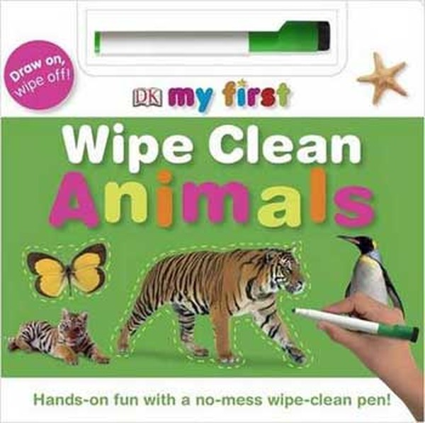 Wipe Clean Animals (My First Wipe Cleans).pdf