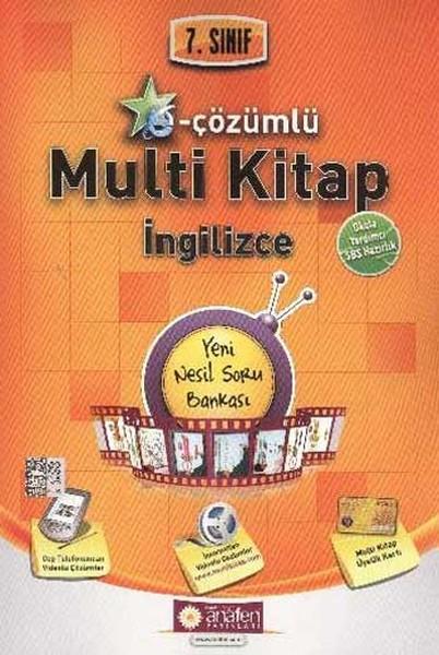 Anafen 7.Sınıf E - Çözümlü Multi Kitap İngilizce.pdf