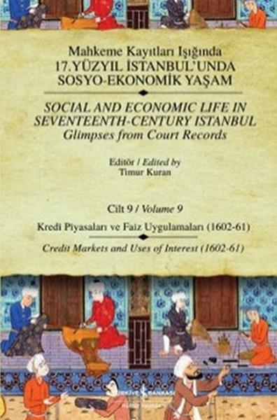 Mahkeme Kayıtları - Cilt 9 - Kredi Piyasaları ve Faiz Uygulamaları (1602-61).pdf