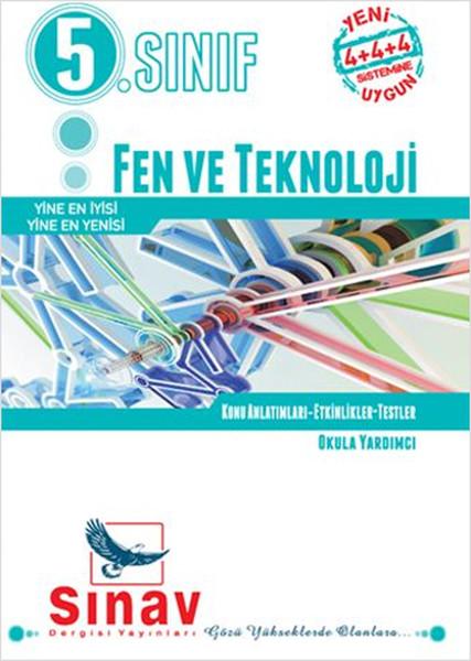 5. Sınıf Fen Bilimleri Konu Anlatımları - Etkinlikler - Testler.pdf