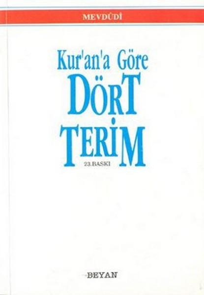 Kurana Göre Dört Terim.pdf