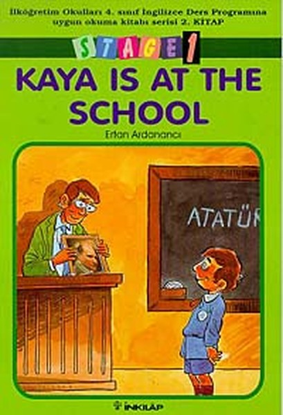 Kaya Is At The School -Stage 1