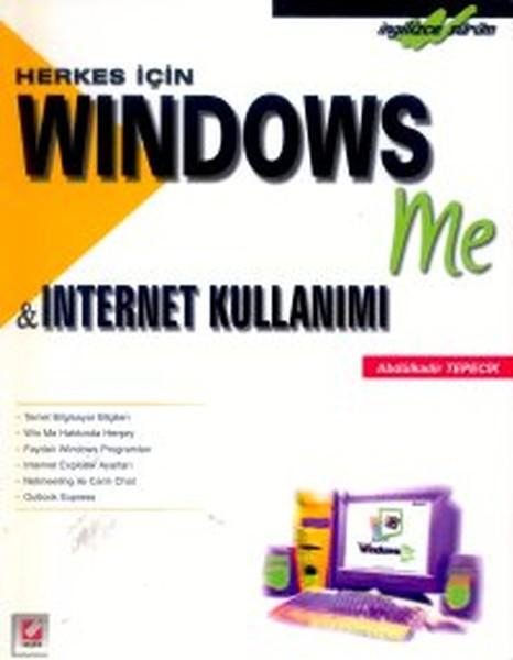 Herkes İçin Windows Me ve Internet Kullanımı İngilizce Sürüm.pdf