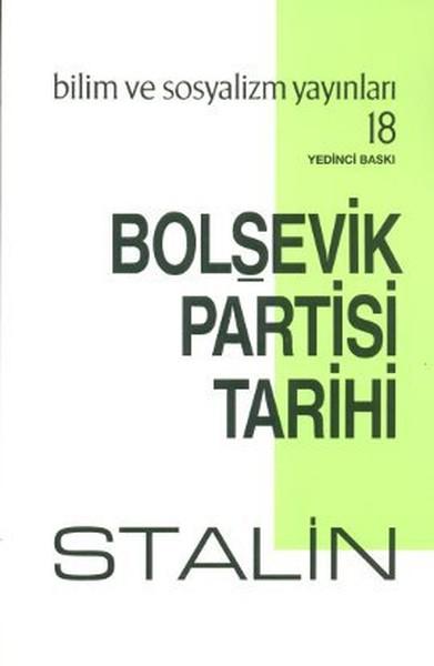 Bolşevik Partisi TarihiSovyetler Birliği Komünist Partisi (Bolşevikler) Tarihi.pdf