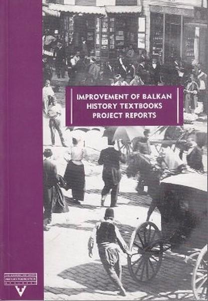Improvement of Balkan History Textbooks Project Reports.pdf