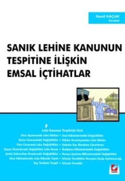 Sanık Lehine Kanunun Tespitine İlişkin Emsal İçtihatlar.pdf