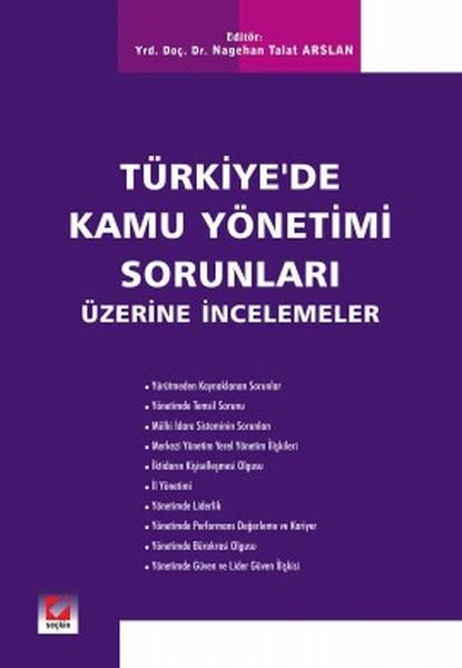 Türkiyede Kamu Yönetimi Sorunları Üzerine İncelemeler.pdf