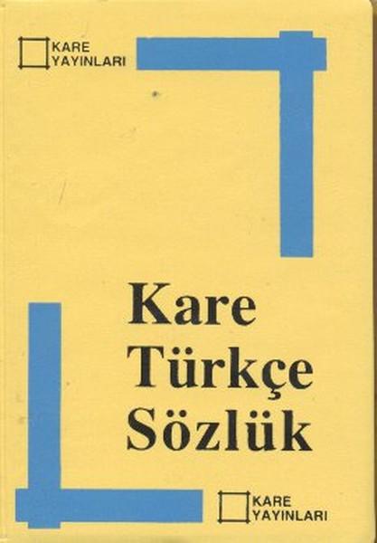 Kare Türkçe Sözlük.pdf
