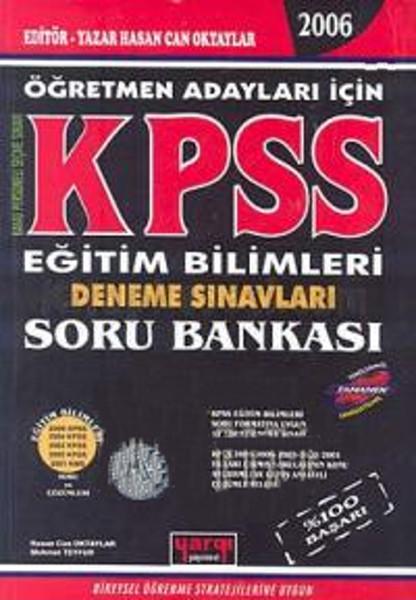 KPSS Eğitim Bilimleri Deneme Sınavları Soru Bankası.pdf